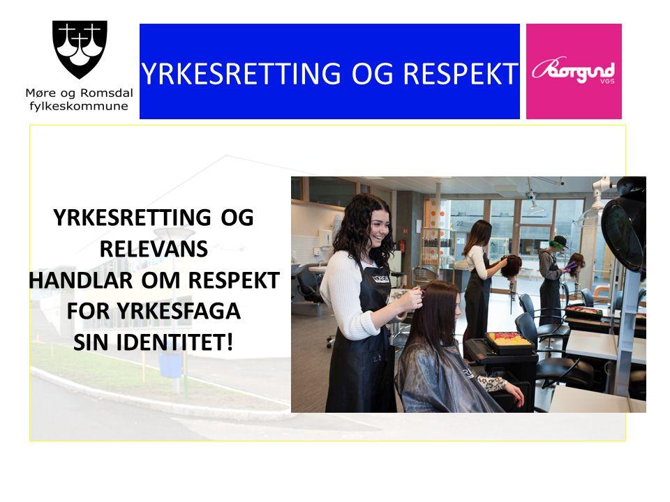 Organisering : Skolen skal vere organisert slik at elevar og tilsette kan ha eit sosialt og fagleg fellesskap på tvers av fellesfag og programfag Borgund vgs Team