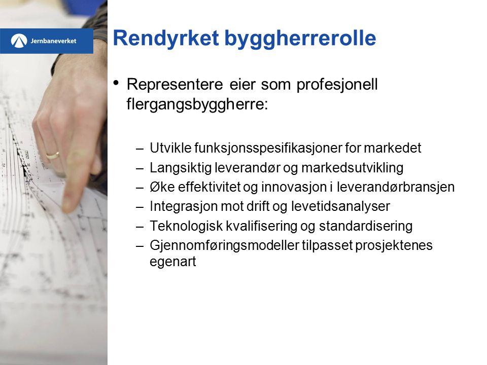 Beskjeftigelse JBT Prosjekt201220132014201520162017 Eidsvoll – Hamar Holm – Nykirke Farriseidet – Porsgrunn Follobanen (tentativ) http://www.jernbaneverket.no/no/Marked/Leverandorinfo