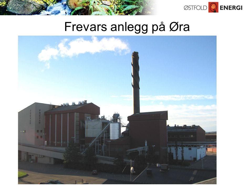 Frevars anlegg på Øra