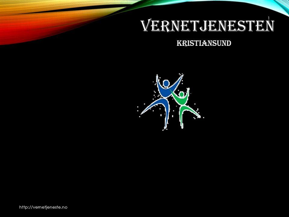 VERNETJENESTEN Kristiansund http://vernetjeneste.no 1