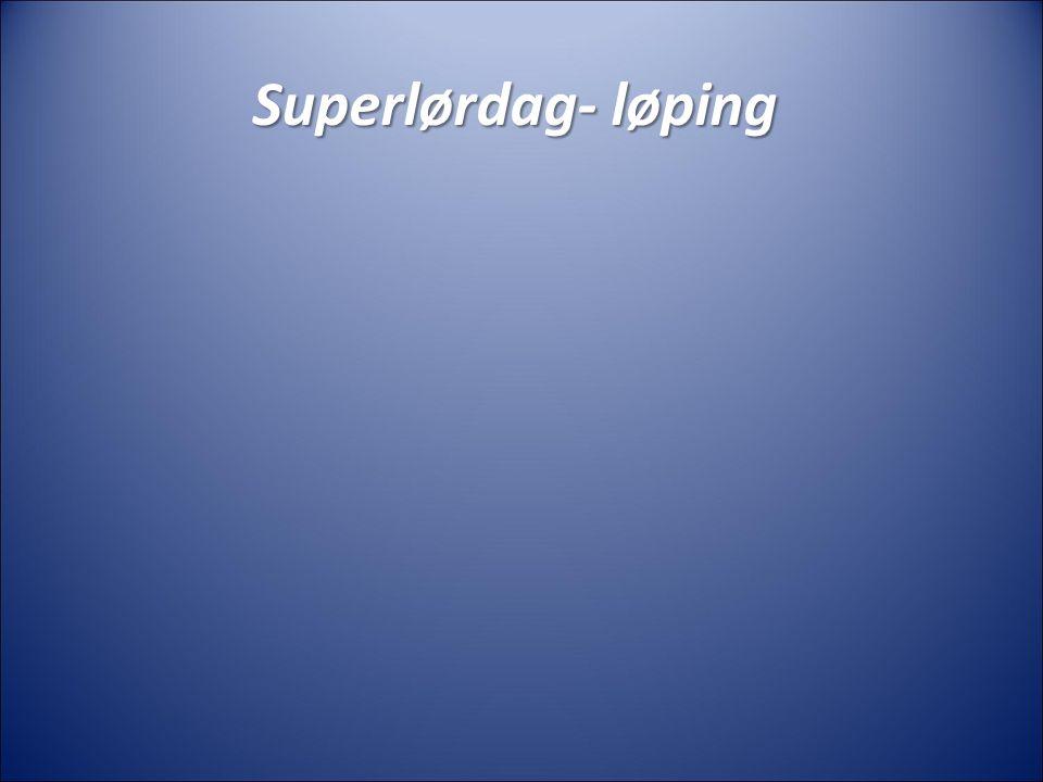 Superlørdag – grilling Superlørdag – grilling