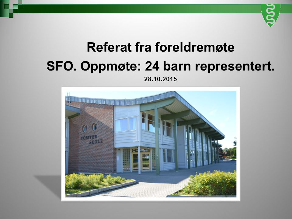 Status SFO 81 barn ( 1.kl.33elever, 2.kl. 26 elever, 3.kl.