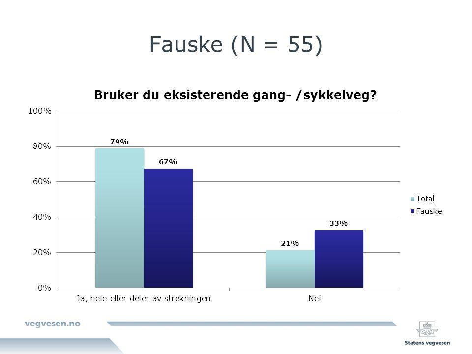 Fauske (N = 55)