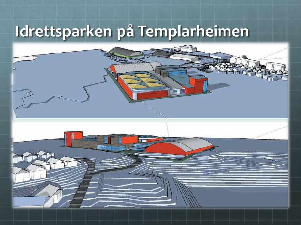 Idrettsparken på Templarheimen