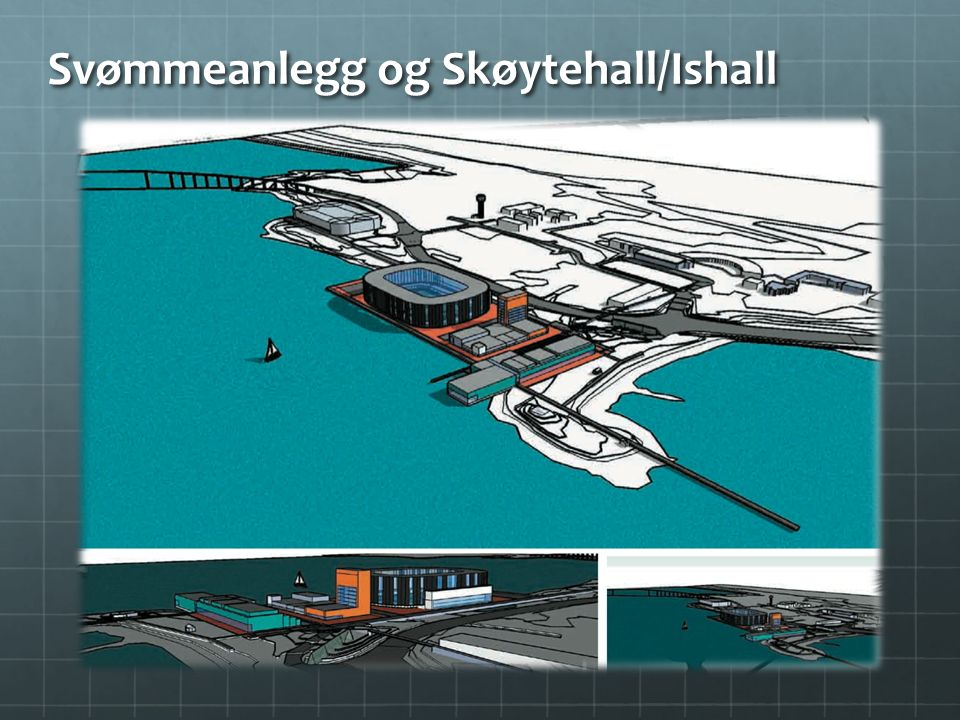 Svømmeanlegg og Skøytehall/Ishall
