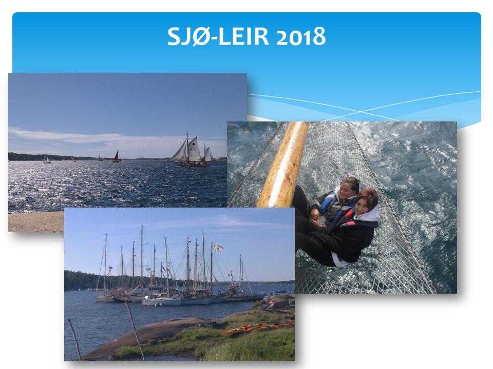 SJØ-LEIR 2018