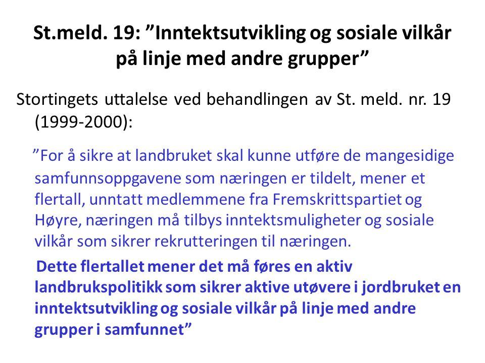 St.meld.