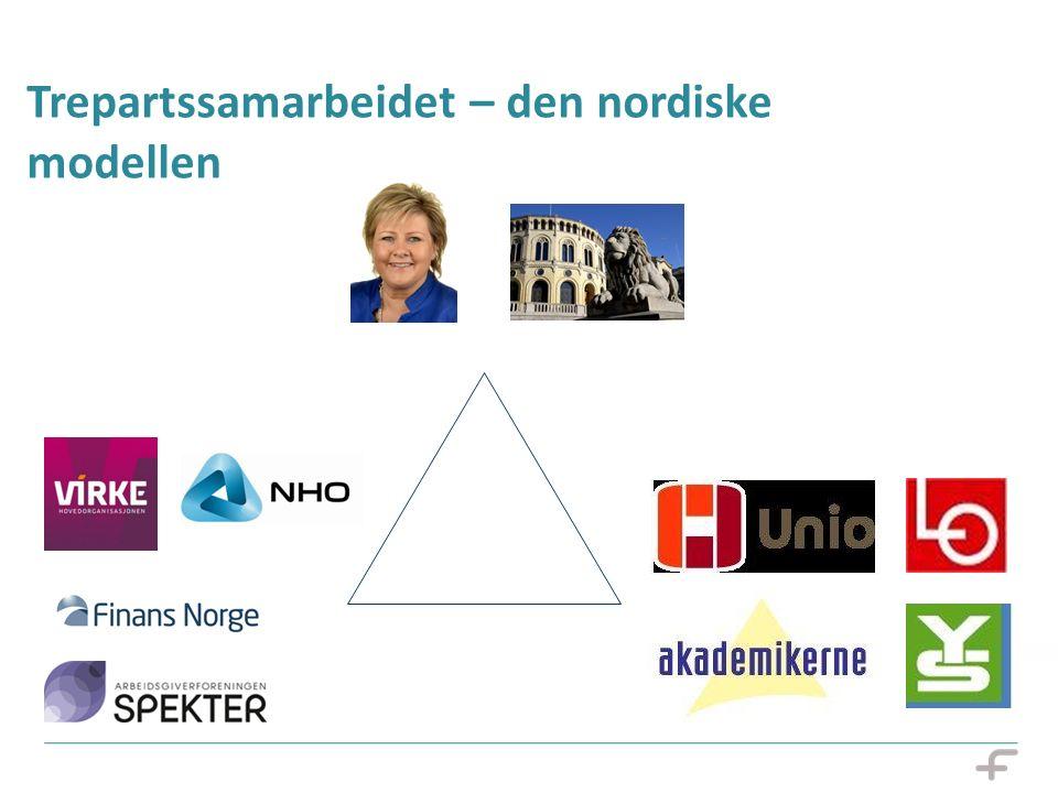Trepartssamarbeidet – den nordiske modellen 20