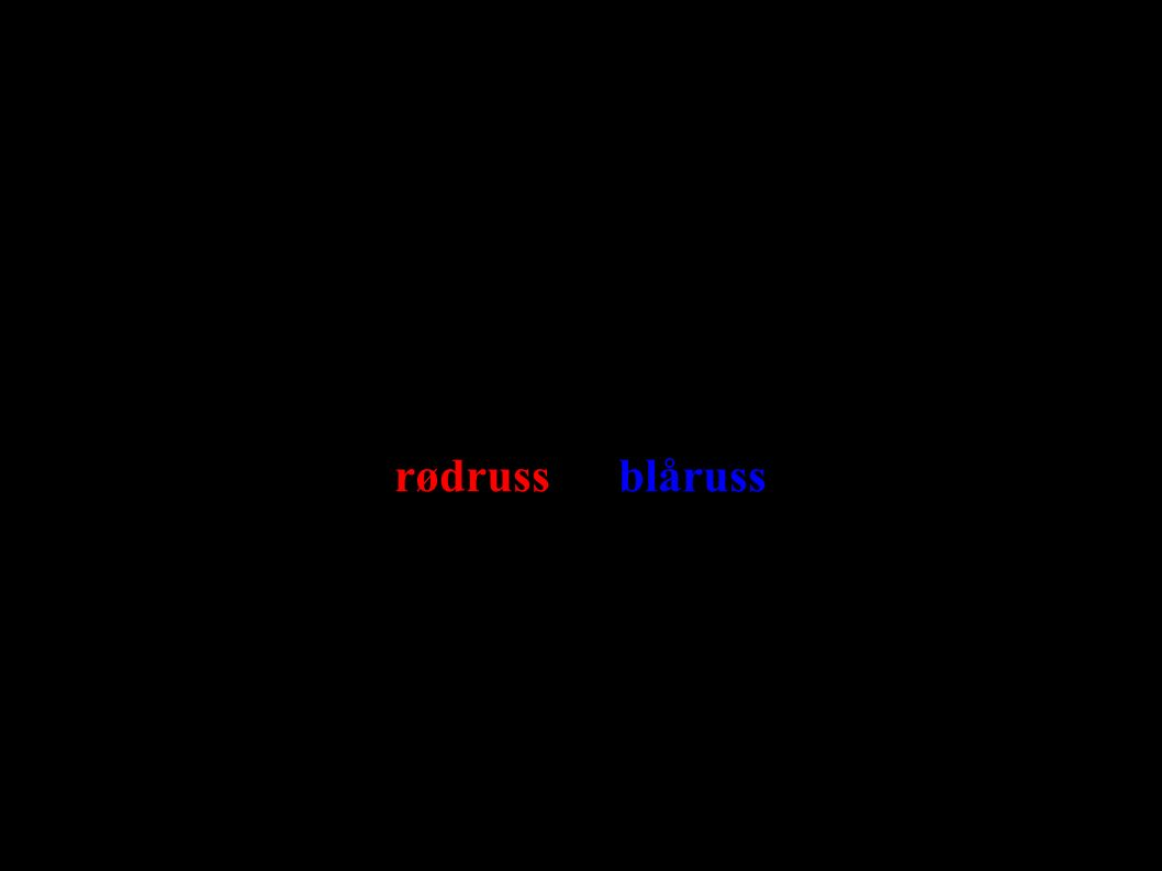 Det finnes en dimensjon ut over rødruss og blåruss