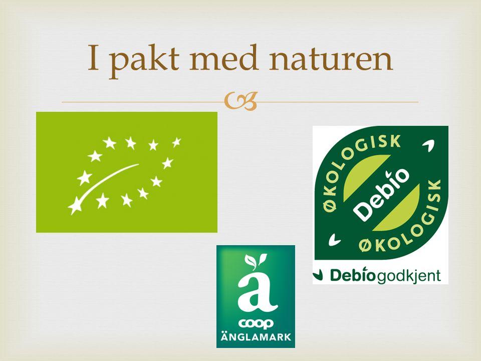  I pakt med naturen