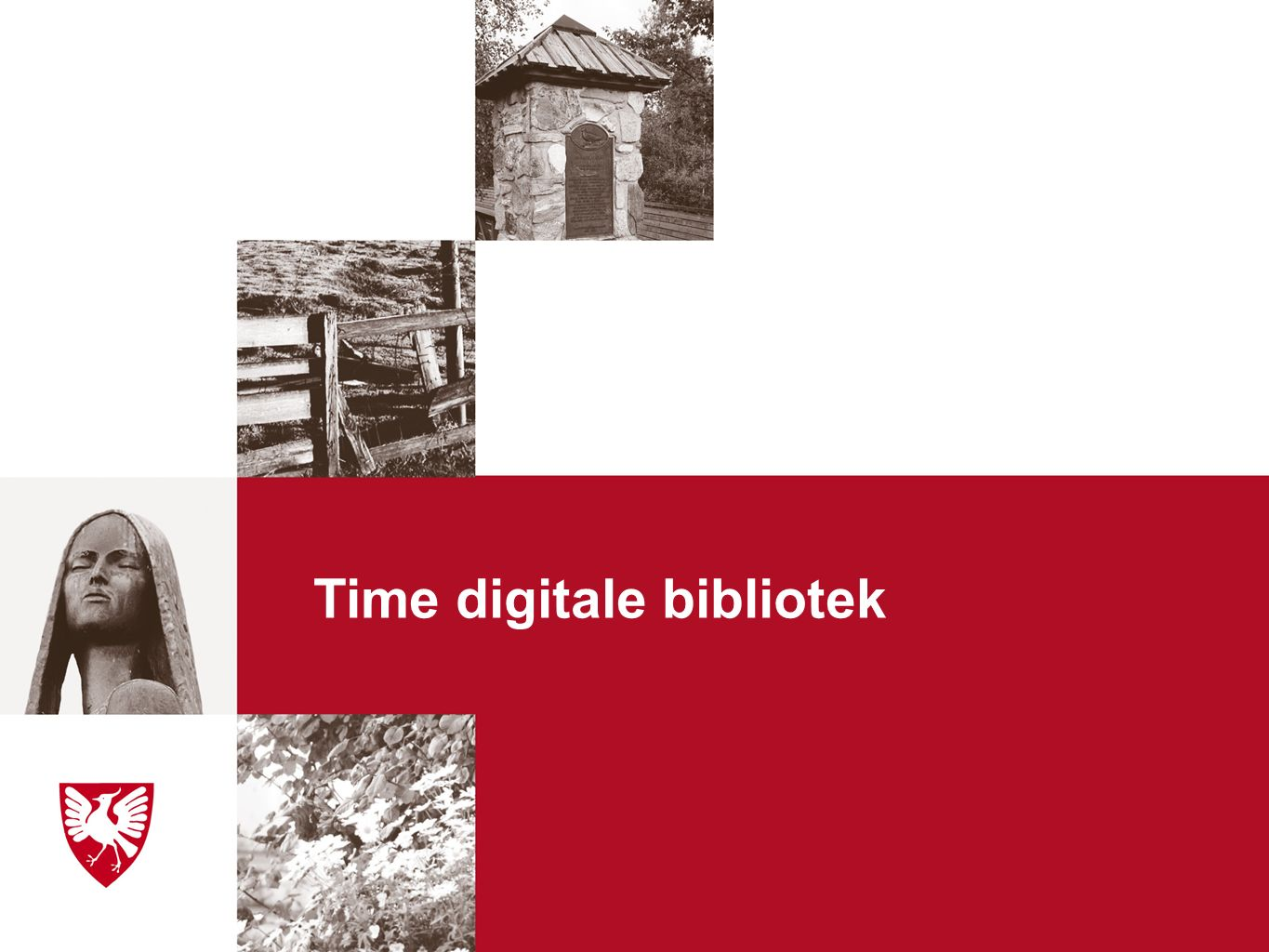 Time digitale bibliotek