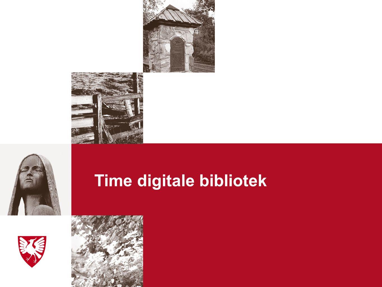 Time digitale bibliotek