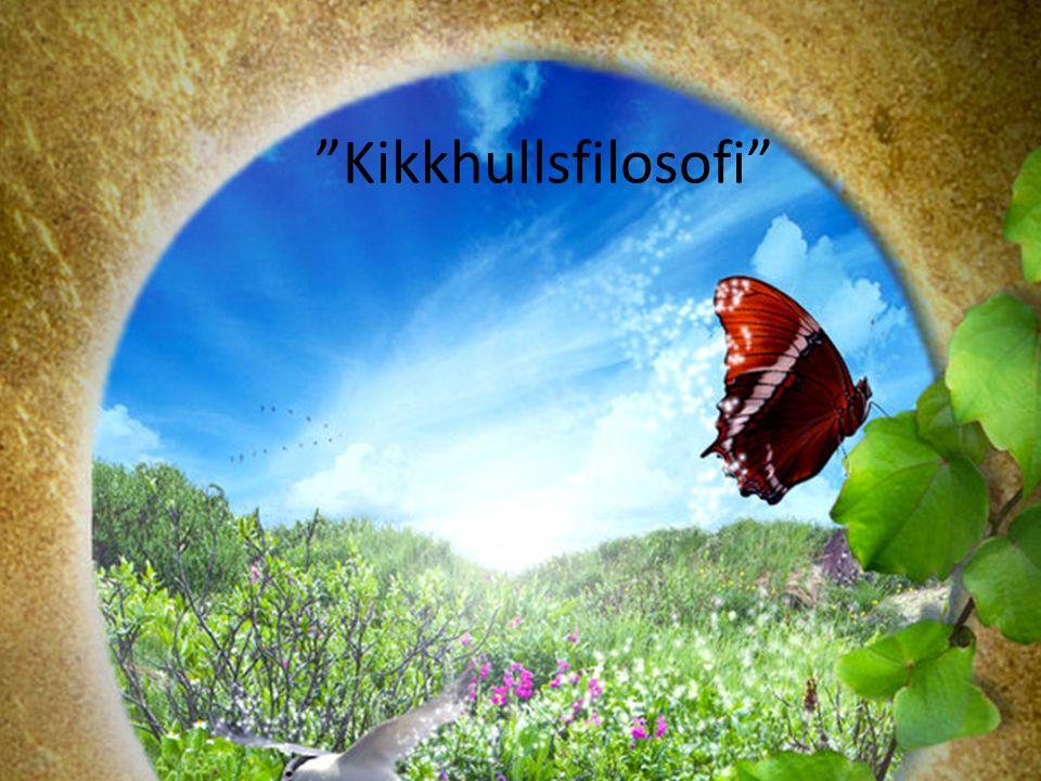 5 Nøkkelhullet Kikkhullsfilosofi
