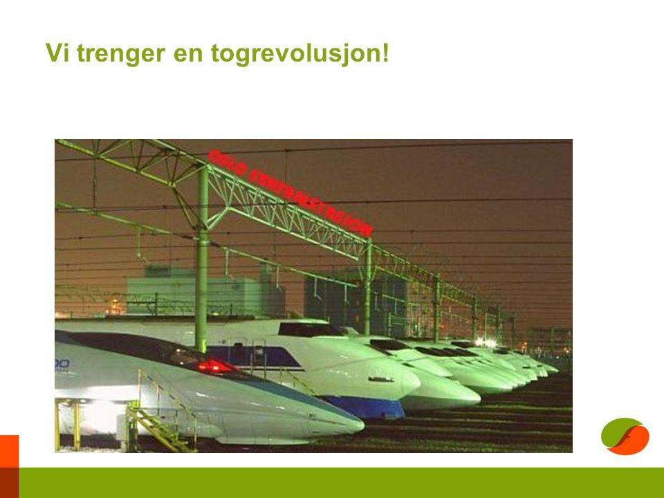 Flytoget i Shanghai Demo-prosjekt, åpnet 2004 Magnetsvevetog (Siemens) Verdens raskeste i trafikk Toppfart 430 km/t 7min 20sek på de 3 milene Oslo - Gardermoen ca 10 min.