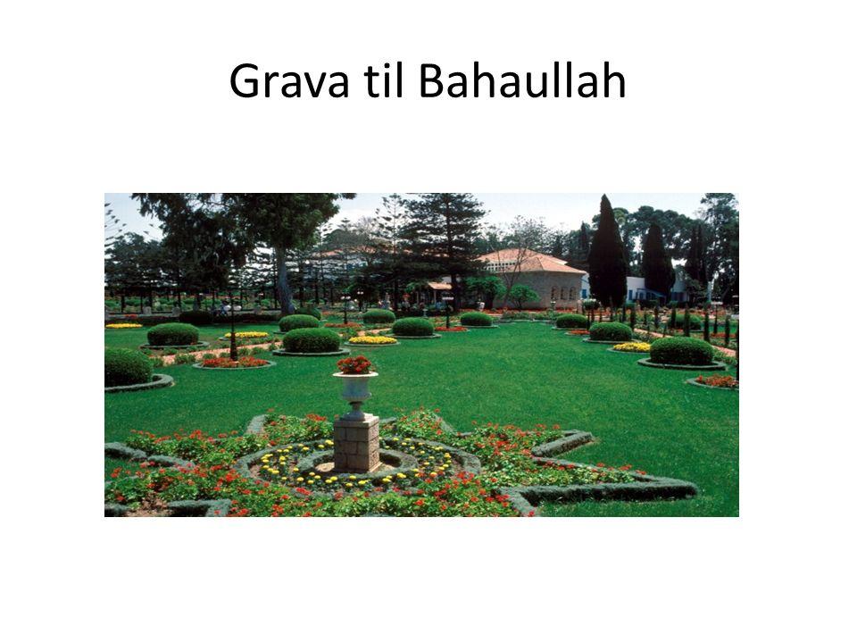 Grava til Bahaullah