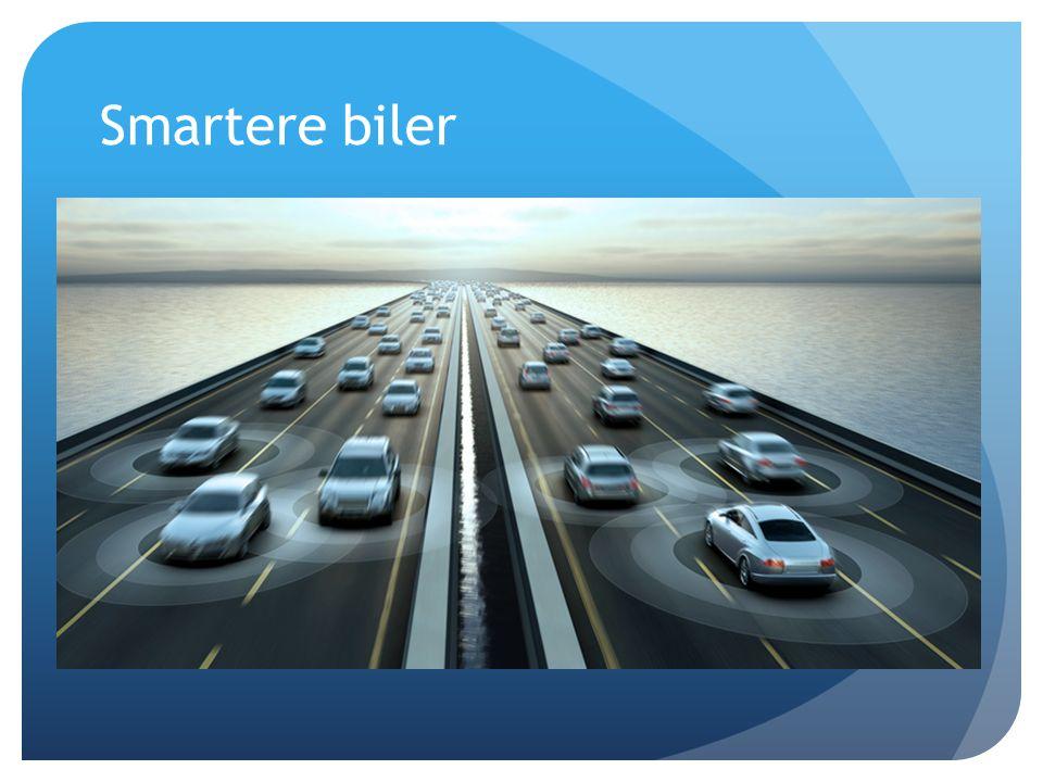 Smartere biler