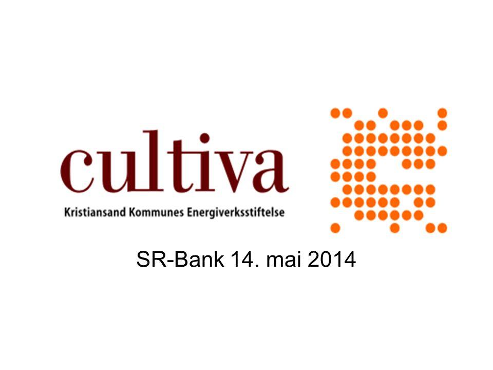 Disposisjon Historien bak etableringen av to stiftelser Cultiva de første 10 årene Ny strategi og nedskalering av Cultivas virksomhet Kapitalforvaltning
