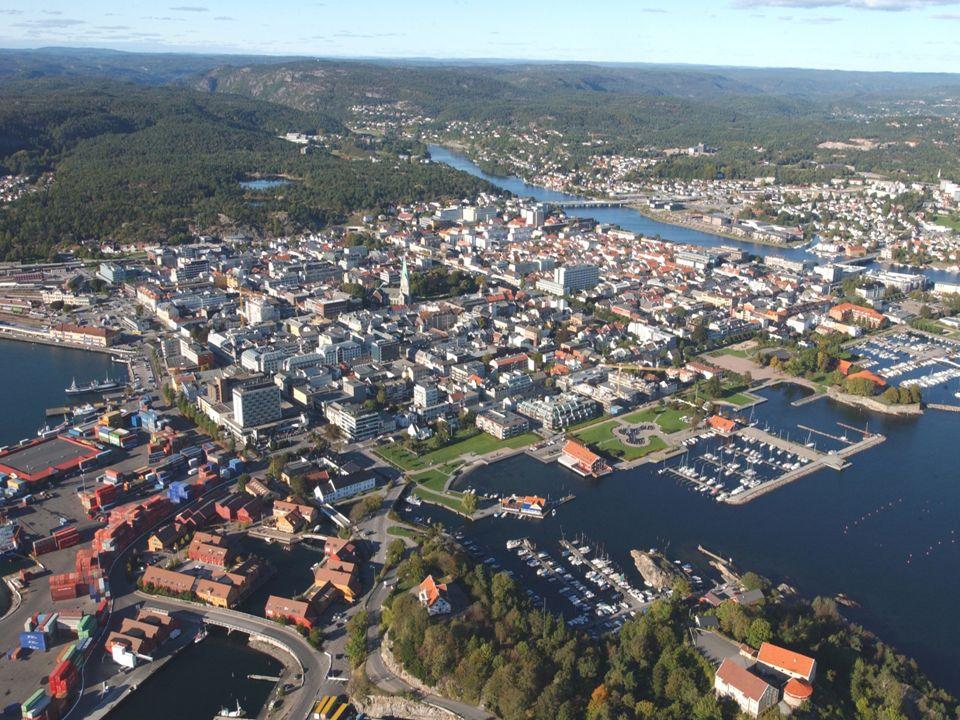 Visjon Kristiansand skal bli Nordens fremste barnekulturby.