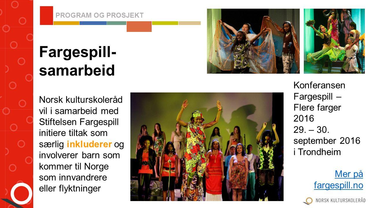 VÅRE NETTSTEDER Norsk kulturskoleråds hjemmeside er navet i vår eksterne kommunikasjon kulturskoleradet.no
