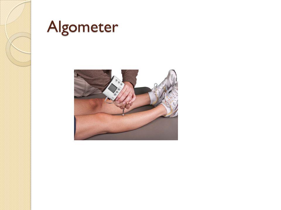 Algometer