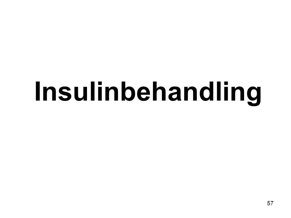 Insulinbehandling 57