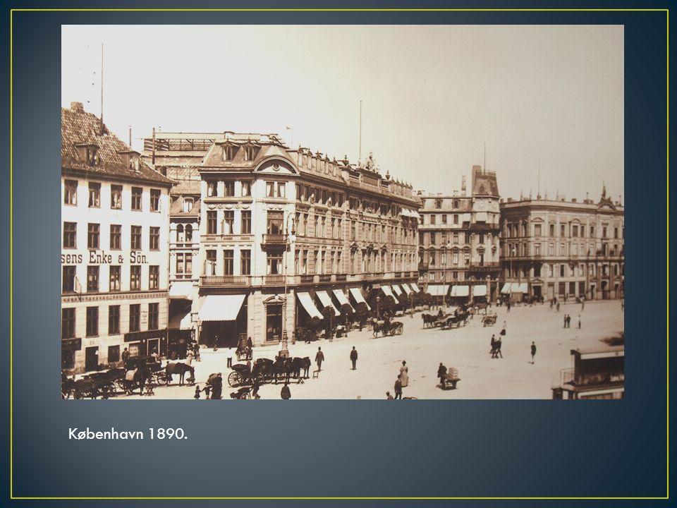 København 1890.