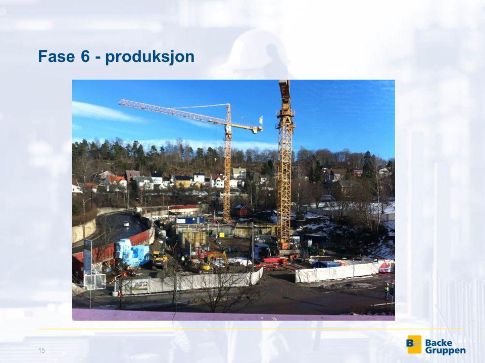 Fase 6 - produksjon 15