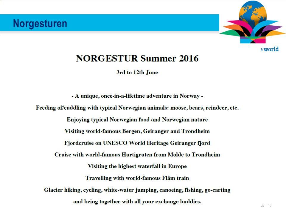 TITLE | 18 Norgesturen