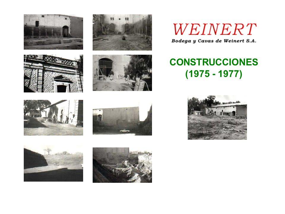 CONSTRUCCIONES (1975 - 1977)
