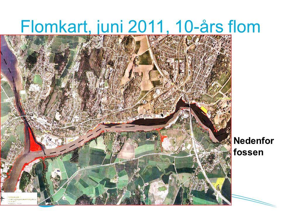Sarpsfossen Nord-Europas største foss målt i vannmengde.