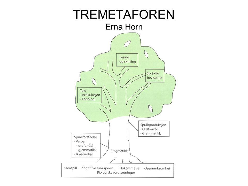 TREMETAFOREN Erna Horn