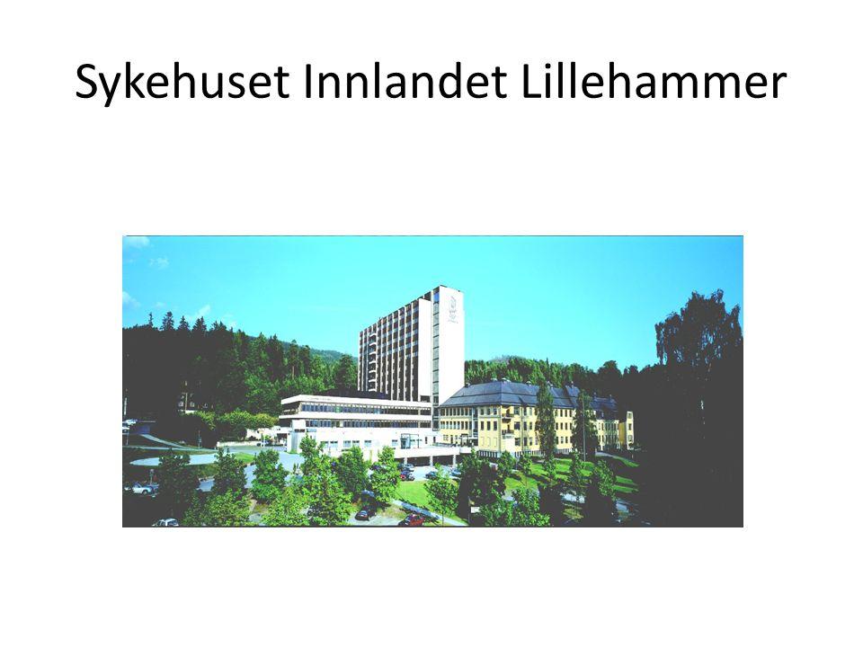 Sykehuset Innlandet Lillehammer