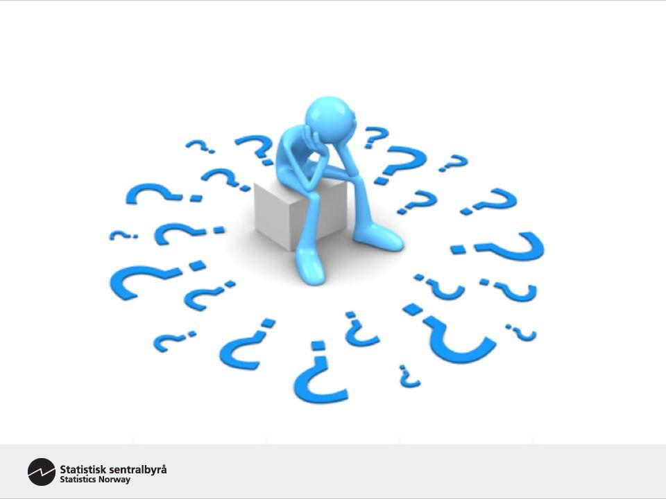 Statistisk sentralbyrå Adresse er koblingsnøkkel