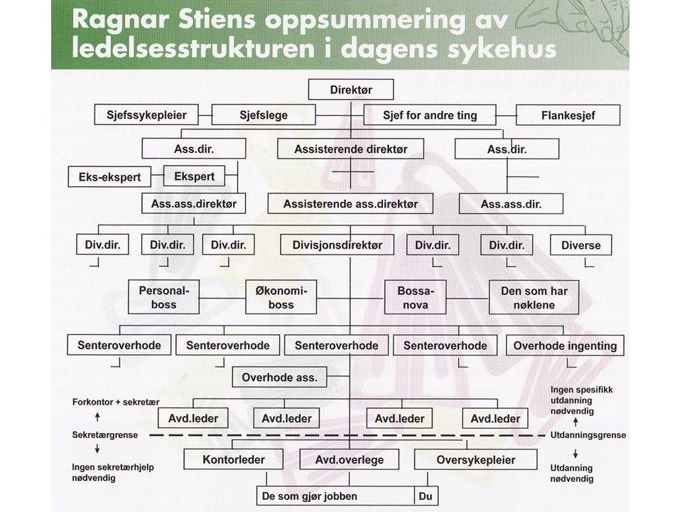 Vi har et godt offentlig helsevesen i Norge.