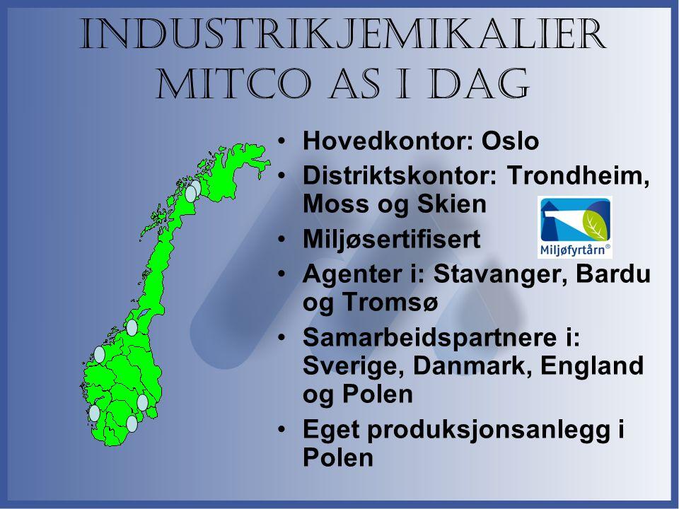 Hovedkontor: Oslo Distriktskontor: Trondheim, Moss og Skien Miljøsertifisert Agenter i: Stavanger, Bardu og Tromsø Samarbeidspartnere i: Sverige, Danm