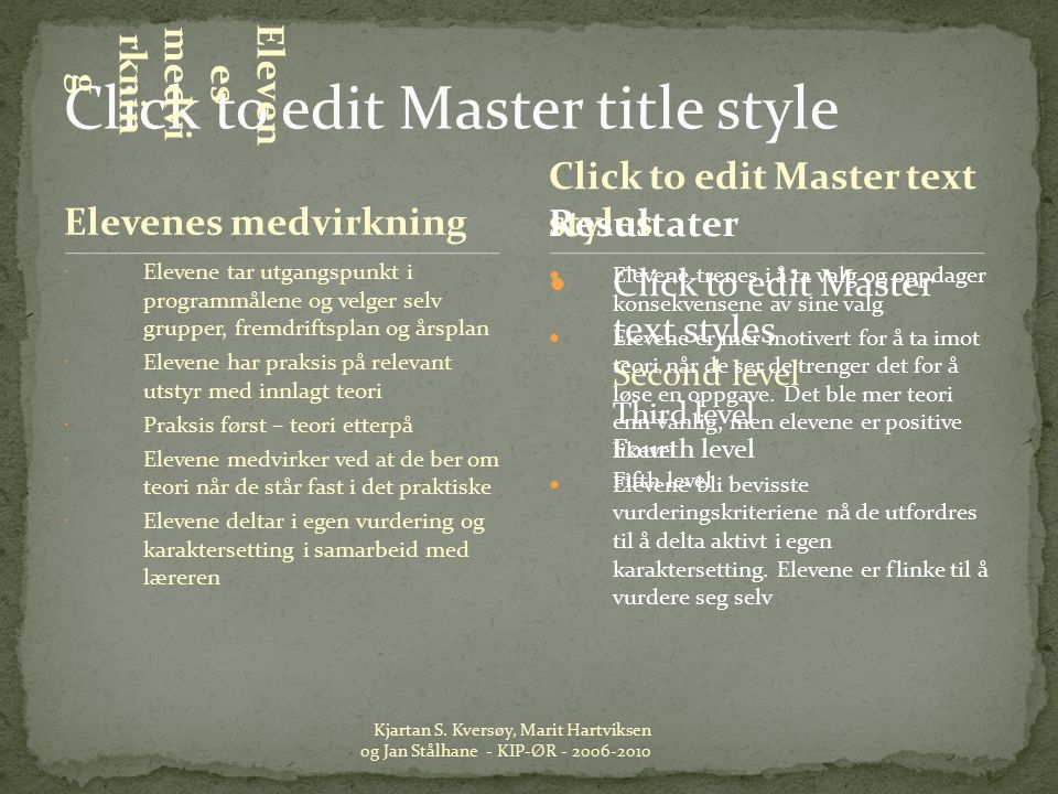 Click to edit Master text styles Second level Third level Fourth level Fifth level Click to edit Master title style Click to edit Master text stylesEl