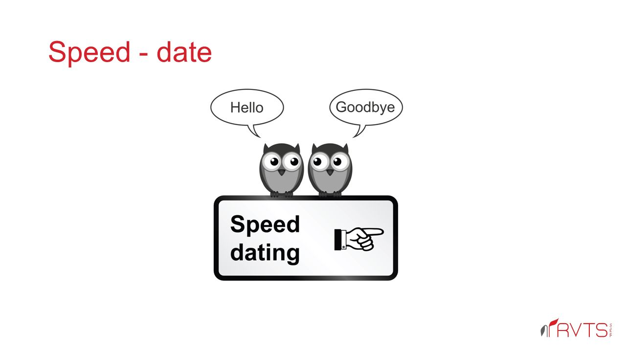 Speed - date