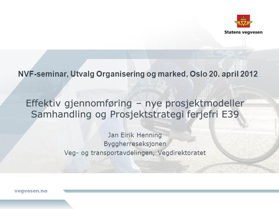NVF-seminar, Utvalg Organisering og marked, Oslo 20.