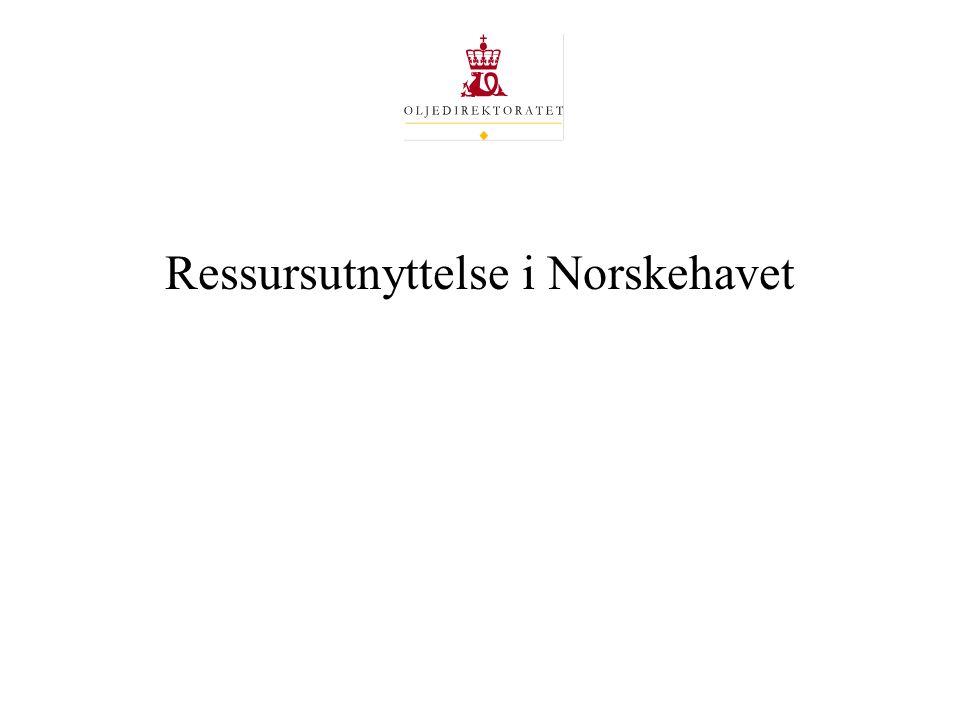 Ressursutnyttelse i Norskehavet