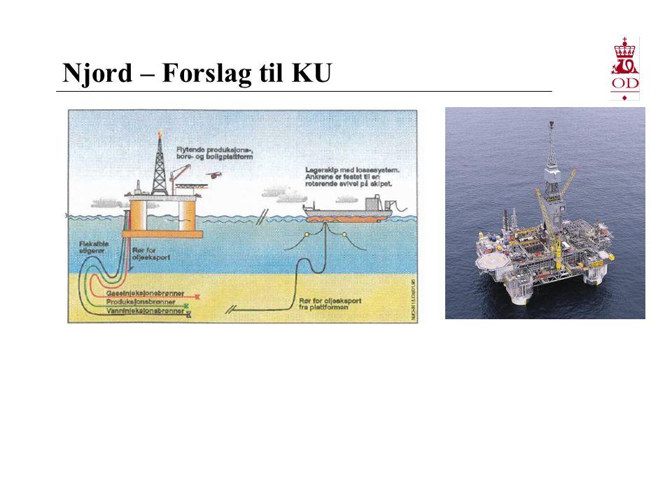 Njord – Forslag til KU
