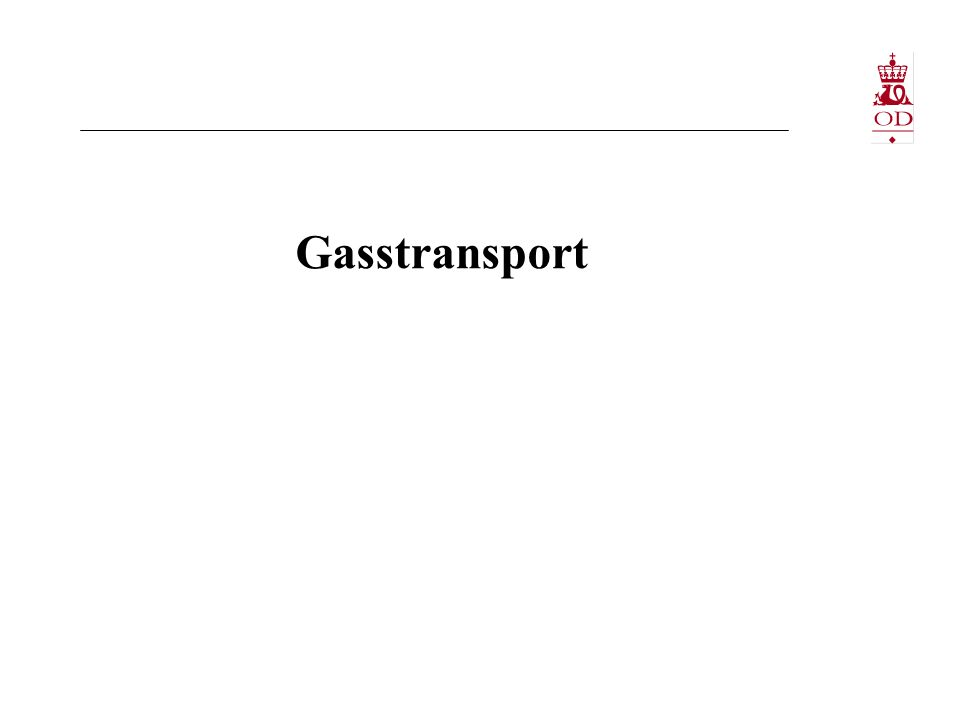 Gasstransport