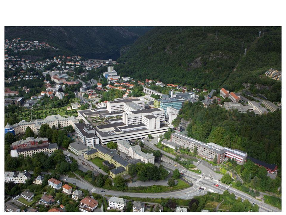 Budsjettmodell for «vår» organisering i Helse Bergen Hovedprinsipper: – 1.