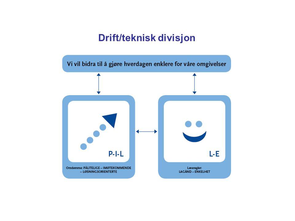 Drift/teknisk divisjon