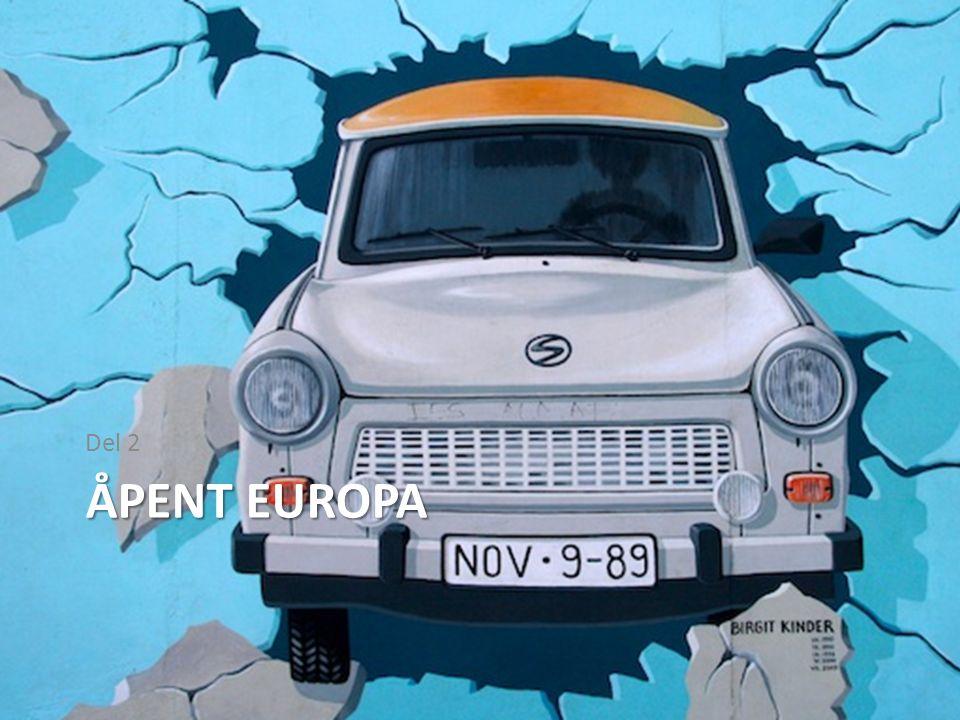 ÅPENT EUROPA Del 2