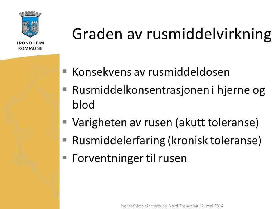 Norsk Sykepleierforbund Nord-Trøndelag 12.
