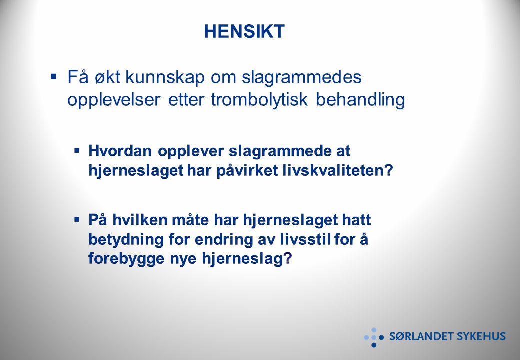 HENSIKT