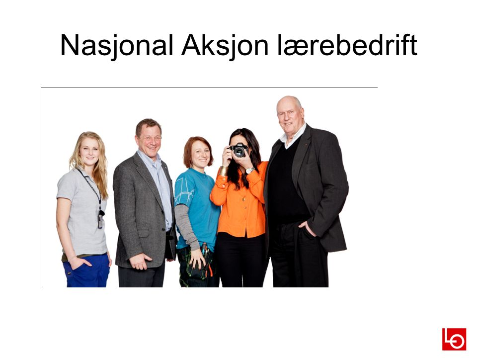 Nasjonal Aksjon lærebedrift 9