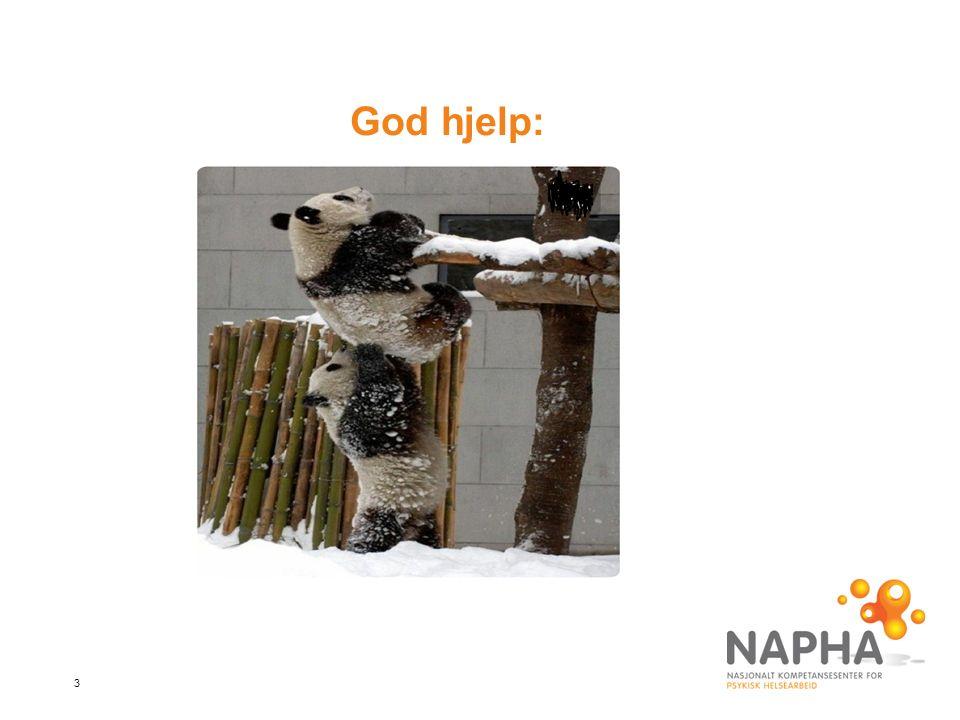 3 God hjelp: