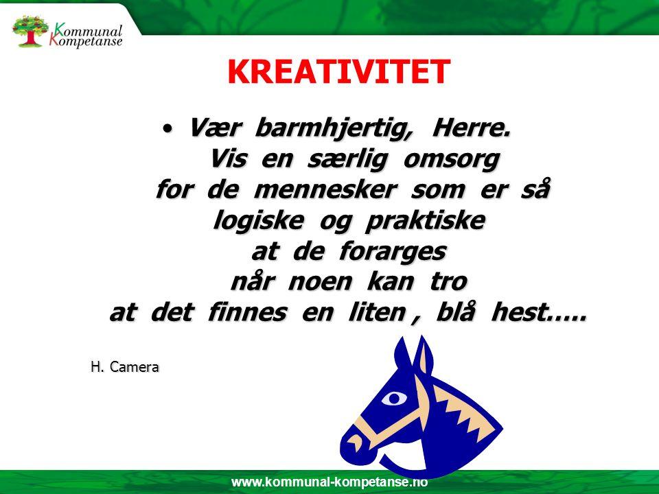 www.kommunal-kompetanse.no VærVær barmhjertig, Herre.