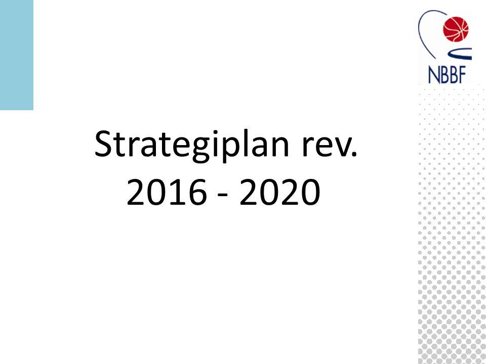 Revidere i henhold til IPD 1.Idretten vedtar sin strategiske plan (2015 – 2019) 2.SF vedtar sin strategiske plan året etter (2016 – 2020) Hvorfor 2016 – 2020?